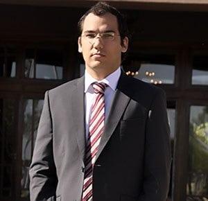 Alumni: Manuel Martinez (promoción 2010 Dirección Hotelera)