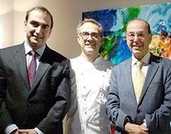 Massimo Bottura, presidente del Concurso de Cocina Joven de Cataluña