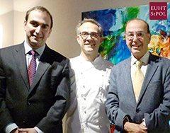 Massimo Bottura presidirá el Concurso de Cocina Joven de Cataluña