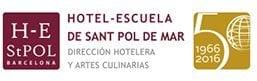 Hotel-Escuela de Sant Pol de Mar. Dirección Hotelera, Gastronomía y Artes culinarias y Restauración y Eventos
