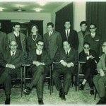 1966, Nacimiento de la Escuela de Sant Pol, aquí los primeros alumnos y profesores