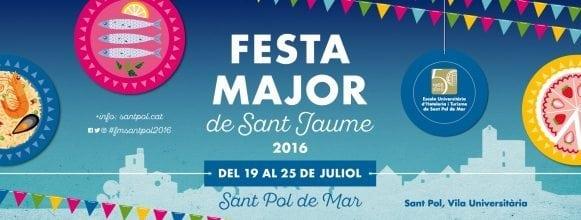 La Fiesta Mayor de Sant Pol se dedica al Hotel-Escuela