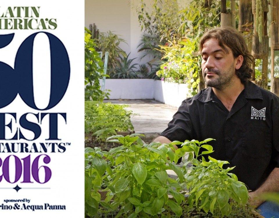 Mario Castrellón, 50 Best