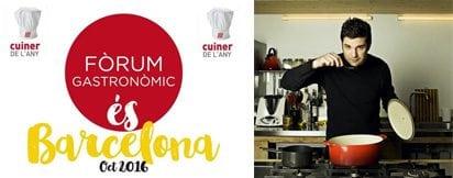 Alain Guiard, exalumno de Sant Pol, candidato a Cuiner de l'Any 2016