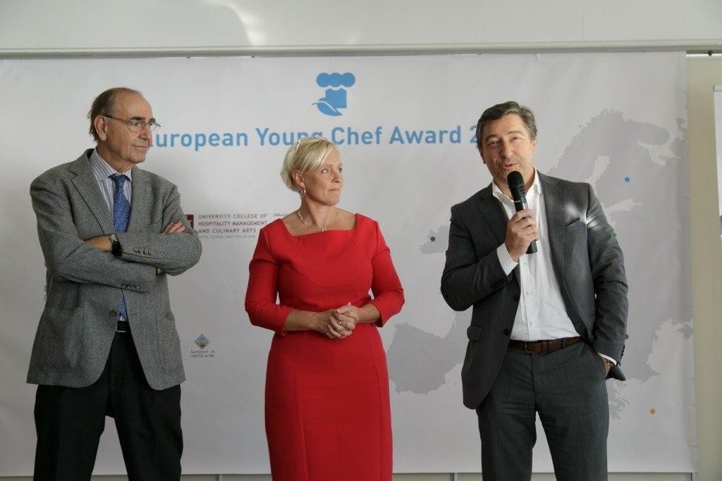 European Young Chef Award 2016