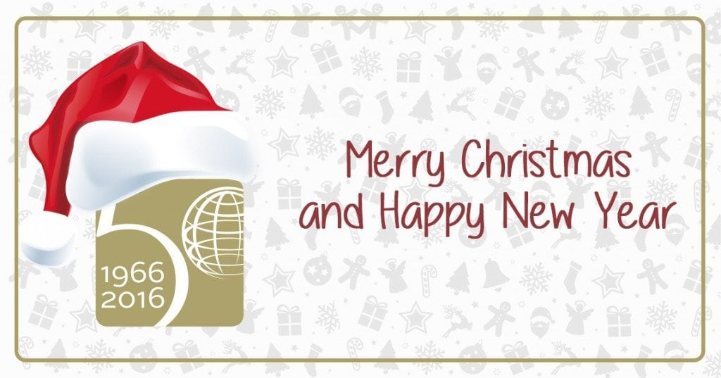 4th Bachelors students congratulate Christmas