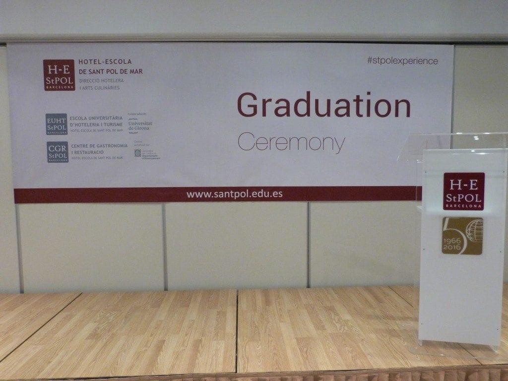 Acto de Graduación 2016