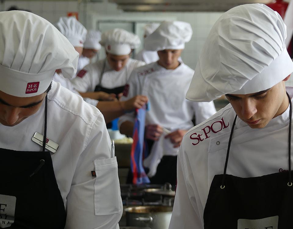 CGFM en Cocina y Restauración EUHTStPOL