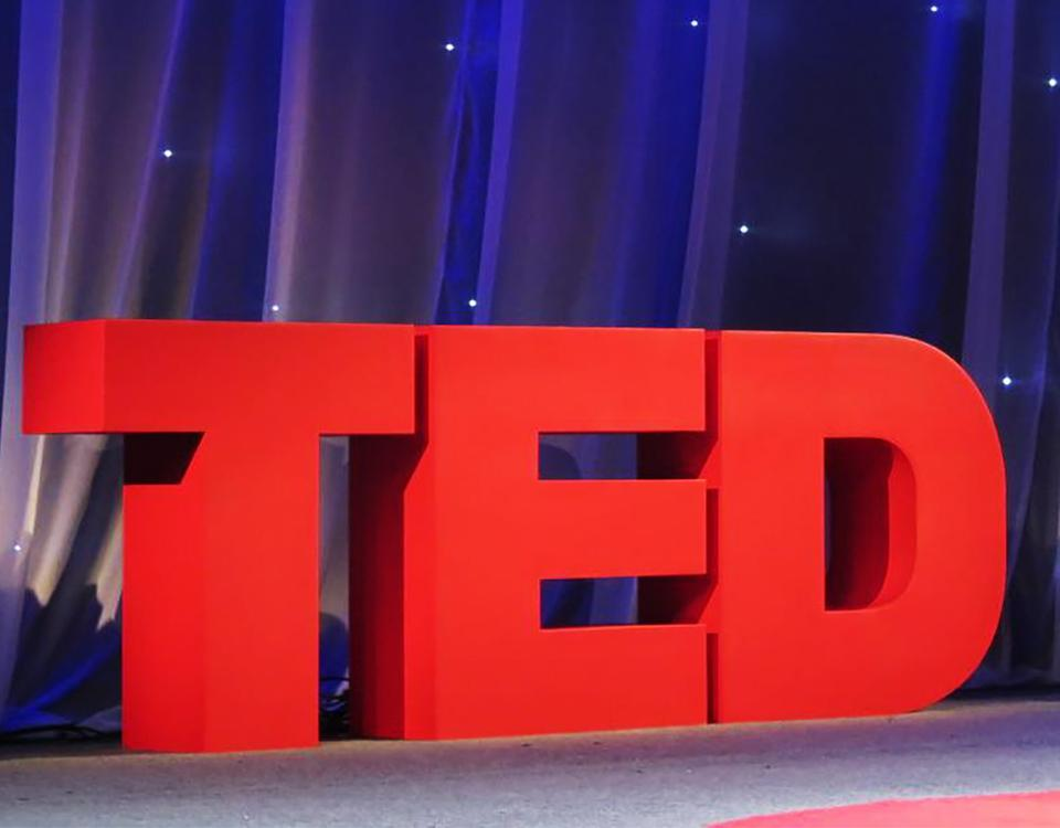 TED talks about hospitality