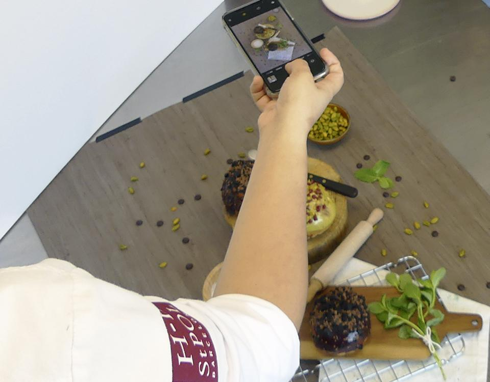 Food styling EUHT StPOL