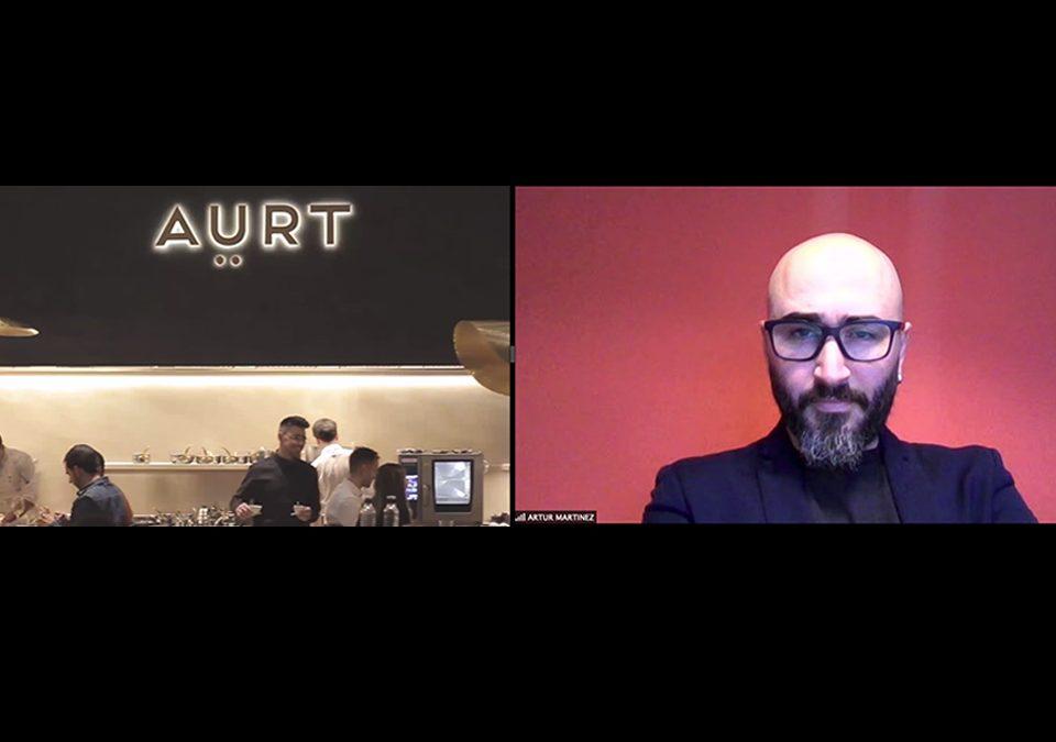 Masterclass online Aürt_Master en Artes Culinarias y Dirección de Cocina de EUHT St^P