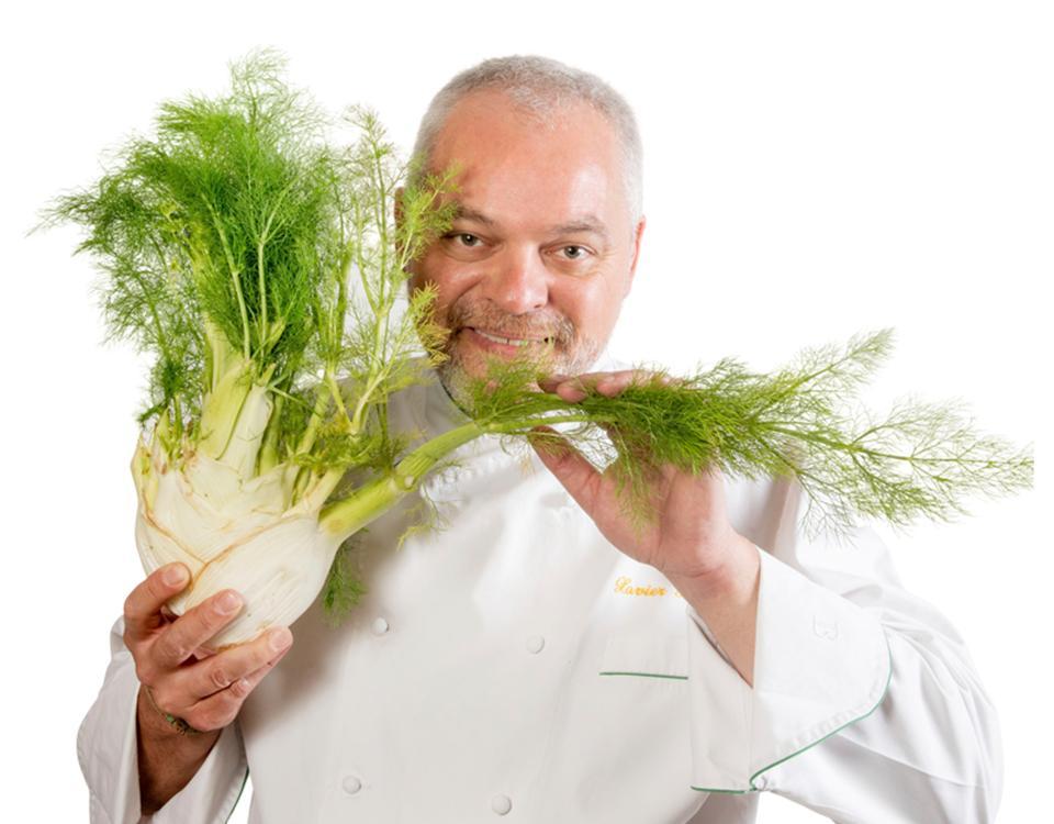 chef Xavier Pellicer