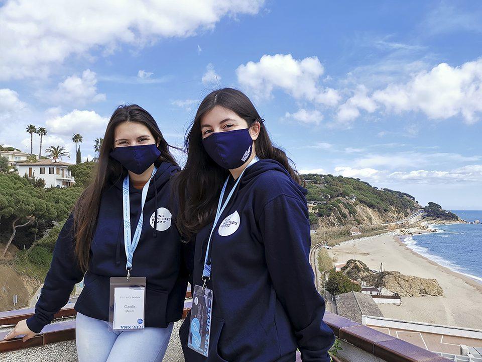 Alumnos de EUHT StPOL participan en Young Hoteliers Summit 2021